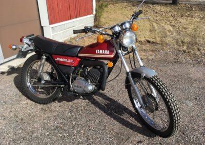 Yamaha 125 DT Trail 1974