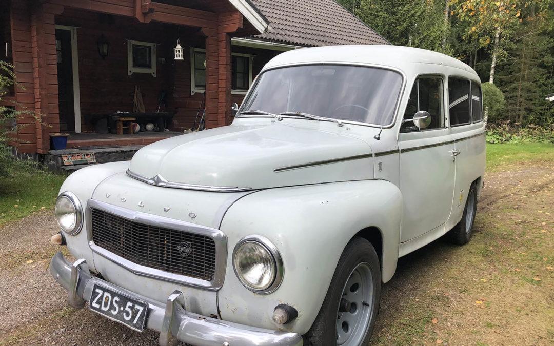 Volvo Duet 1967